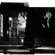 Subliminal Series 12, 2011, photographic collage, 30 x 60cm