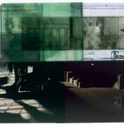 Subliminal Series 19, 2011, photographic collage, 19 x 27cm