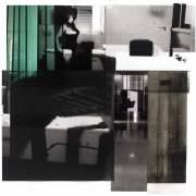 Subliminal Series 2, 2011, photographic collage, 30cm x 30cm