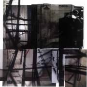 Subliminal Series 7, 2011, photographic collage, 30cm x 30cm
