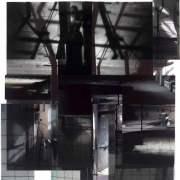 Subliminal Series 8, 2011, photographic collage, 30cm x 30cm