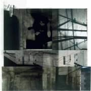 Subliminal Series 9, 2011, photographic collage, 30cm x 30cm